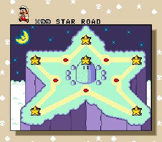 Screenshot Thumbnail / Media File 1 for Super Mario World (Europe)