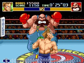 Screenshot Thumbnail / Media File 1 for Super Punch-Out!! (Europe)