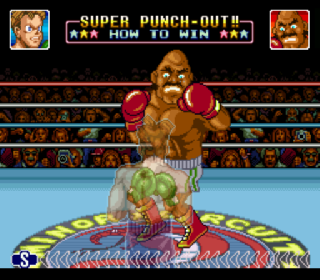 Screenshot Thumbnail / Media File 1 for Super Punch-Out!! (Japan) (NP)