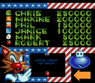 Screenshot Thumbnail / Media File 1 for Super Putty (USA)