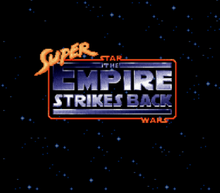 Screenshot Thumbnail / Media File 1 for Super Star Wars - The Empire Strikes Back (Europe)