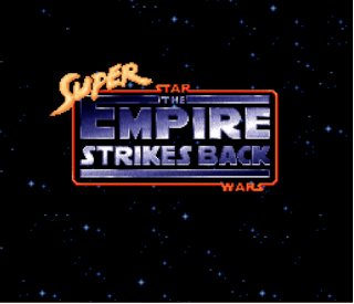 Screenshot Thumbnail / Media File 1 for Super Star Wars - The Empire Strikes Back (USA) (Rev A)