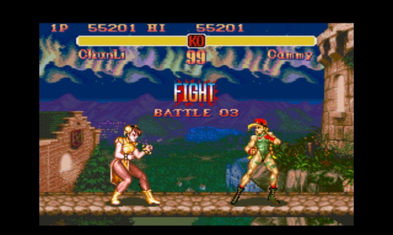 Super Street Fighter II - The New Challengers (Europe) ROM