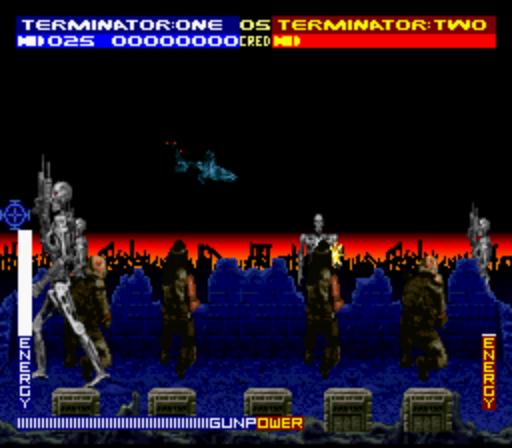 T2 - The Arcade Game (USA) ROM < SNES ROMs   Emuparadise