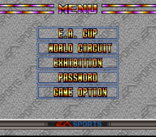 Screenshot Thumbnail / Media File 1 for Tactical Soccer (Japan) (Beta)
