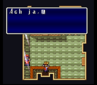 Screenshot Thumbnail / Media File 1 for Terranigma (Germany) (Rev A)