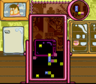 Screenshot Thumbnail / Media File 1 for Tetris 2 (USA)