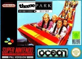 Screenshot Thumbnail / Media File 1 for Theme Park (Europe) (En,Fr,De)