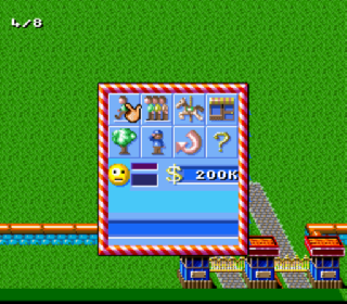 Screenshot Thumbnail / Media File 1 for Theme Park (Japan)
