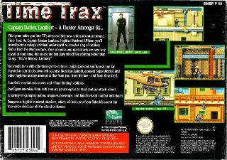 Screenshot Thumbnail / Media File 1 for Time Trax (Europe)