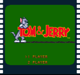 Screenshot Thumbnail / Media File 1 for Tom & Jerry (USA)