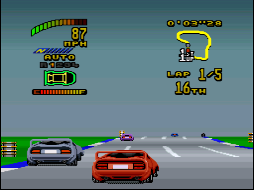 Top Gear 2 Usa Rom