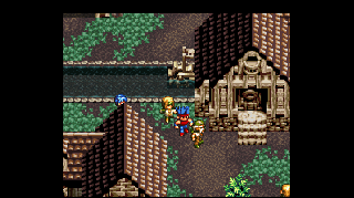 Screenshot Thumbnail / Media File 1 for Treasure Hunter G (Japan)