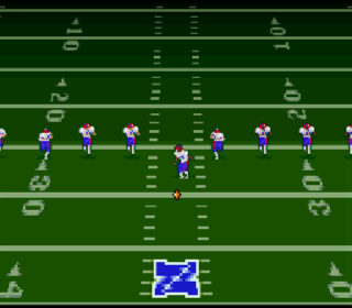 Screenshot Thumbnail / Media File 1 for Troy Aikman NFL Football (Europe)