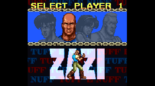 Screenshot Thumbnail / Media File 1 for Tuff E Nuff (Europe)