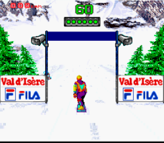 Screenshot Thumbnail / Media File 1 for Val d'Isere Championship (Europe)