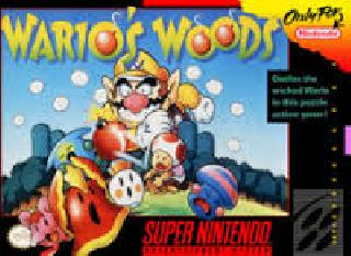 Screenshot Thumbnail / Media File 1 for Wario's Woods (Europe)