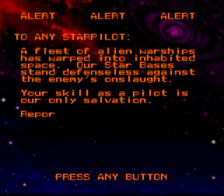 Screenshot Thumbnail / Media File 1 for Warp Speed (USA)