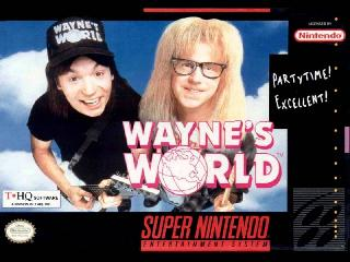 Screenshot Thumbnail / Media File 1 for Wayne's World (Europe)