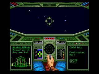 Screenshot Thumbnail / Media File 1 for Wing Commander (Europe)