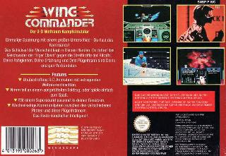 Screenshot Thumbnail / Media File 1 for Wing Commander (Germany)