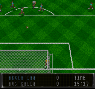 Screenshot Thumbnail / Media File 1 for World Cup Striker (Europe) (En,Fr,De) (Beta)