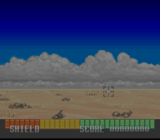 Screenshot Thumbnail / Media File 1 for X Zone (Europe)