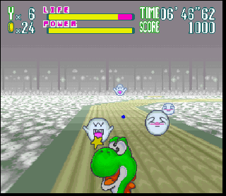 Screenshot Thumbnail / Media File 1 for Yoshi's Safari (USA)