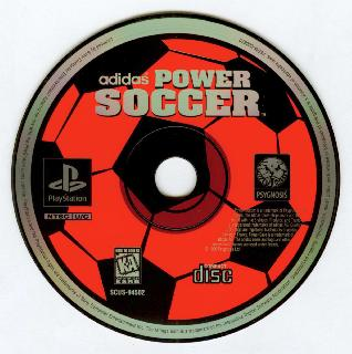 Screenshot Thumbnail / Media File 1 for Adidas Power Soccer