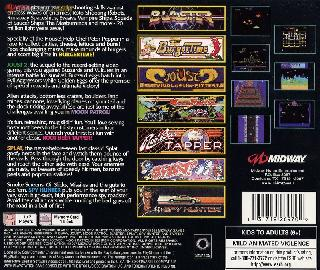 Screenshot Thumbnail / Media File 1 for Arcade's Greatest Hits Midway 2