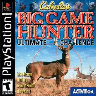 Screenshot Thumbnail / Media File 1 for Cabela's Big Game Hunter (U) (SLUS-01391)