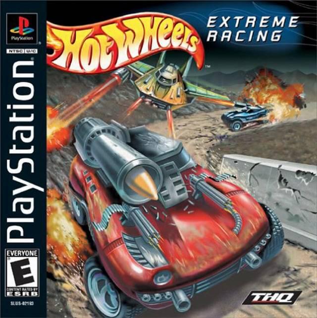 Download Kumpulan Game Hot Wheels PS1 Terlengkap - RonanElektron