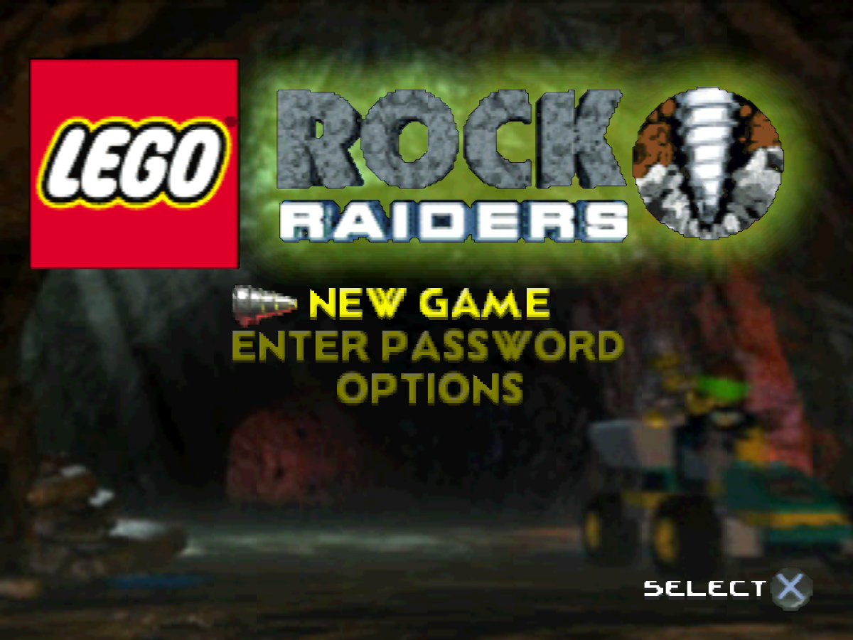 Lego Rock Raiders (bin) ISO < PSX ISOs | Emuparadise