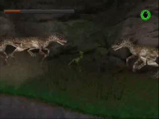 Screenshot Thumbnail / Media File 1 for Lost World, The - Jurassic Park  (ccd)