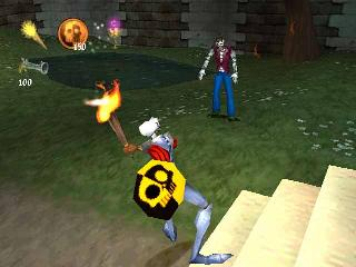 Screenshot Thumbnail / Media File 1 for Medievil II