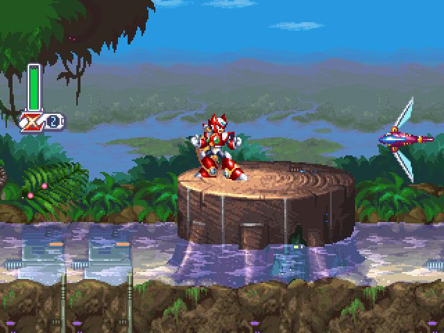 [Análise Retro Game] - Mega Man X4 - Saturn/Playstation 37153-MegaMan_X4-11