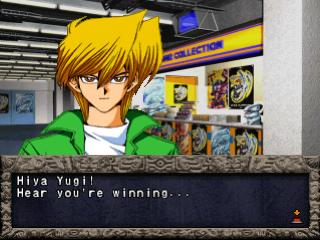 Screenshot Thumbnail / Media File 1 for Yu-Gi-Oh! - Forbidden Memories