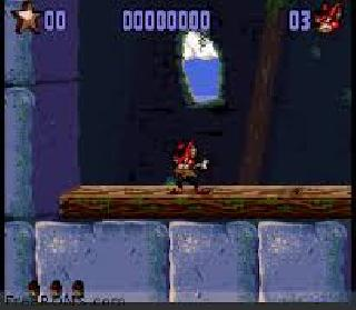 Screenshot Thumbnail / Media File 1 for Aero the Acro-Bat 2 (USA)