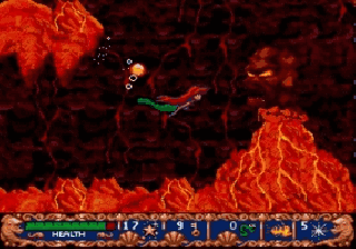 Screenshot Thumbnail / Media File 1 for Ariel the Little Mermaid (USA, Europe)