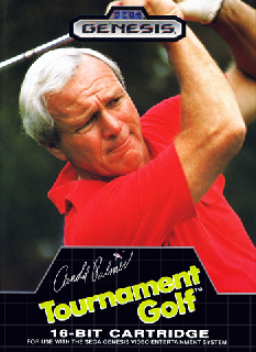 Screenshot Thumbnail / Media File 1 for Arnold Palmer Tournament Golf (USA, Europe)