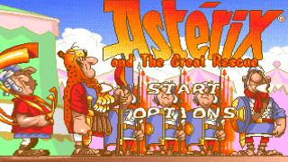 Screenshot Thumbnail / Media File 1 for Asterix and the Great Rescue (USA)