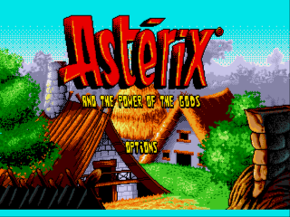 Screenshot Thumbnail / Media File 1 for Asterix and the Power of the Gods (Europe) (Beta)