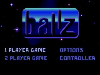 Screenshot Thumbnail / Media File 1 for Ballz 3D - Fighting at Its Ballziest (USA, Europe)