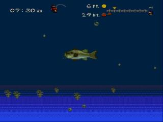 Screenshot Thumbnail / Media File 1 for Bass Masters Classic - Pro Edition (USA)