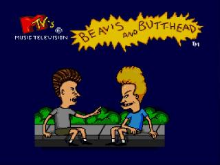 Screenshot Thumbnail / Media File 1 for Beavis and Butt-Head (Europe)