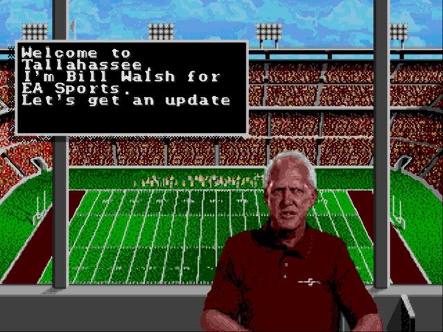 Bill Walsh College Football 95 Usa Rom Genesis Roms Emuparadise
