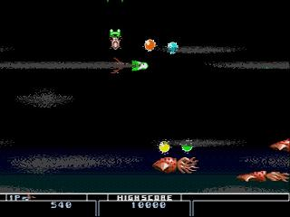 Screenshot Thumbnail / Media File 1 for Bio Hazard Battle (USA, Europe)