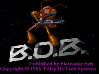 Screenshot Thumbnail / Media File 1 for B.O.B. (USA, Europe)