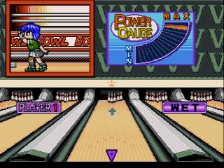 Screenshot Thumbnail / Media File 1 for Boogie Woogie Bowling (Japan)