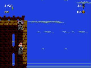 Screenshot Thumbnail / Media File 1 for Chameleon Kid (Japan)